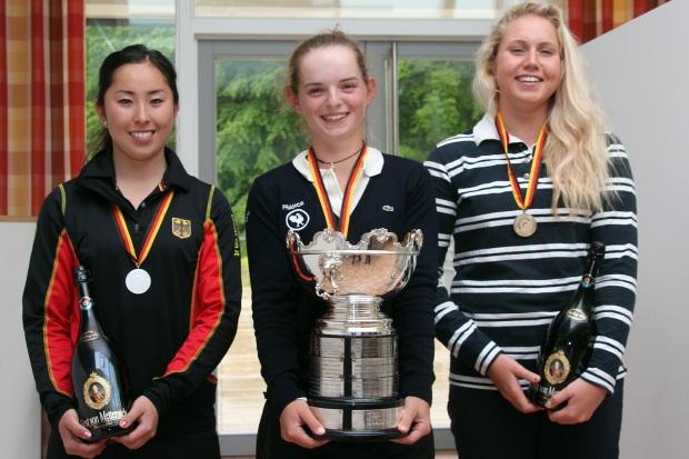 Französin Emma Broze Internationale Amateurmeisterin