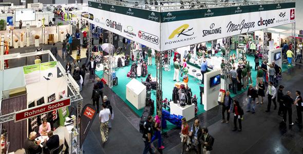 GOLF EUROPE  Leitmesse öffnet Tore in Augsburg