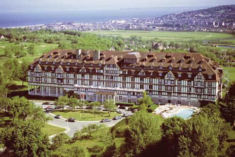 Hôtel du Golf Barriere - Deauville