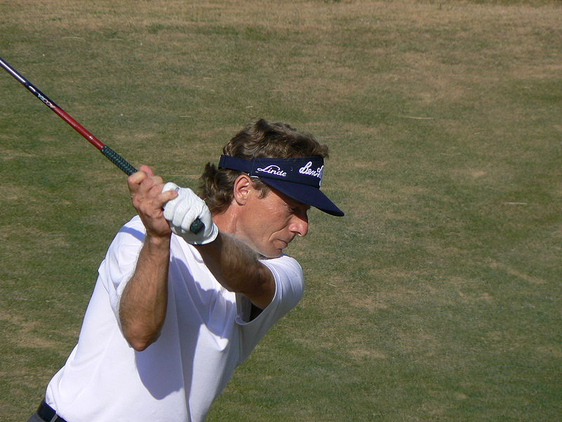 {{Information |Description=w:Bernhard Langer, German golfer |Source=[http://www.flickr.com/photos/34427465361@N01/193618975/ Langer] |Date=July 19, 2006 at 09:44 |Author=[http://www.flickr.com/people/34427465361@N01 Peter] from Liverpool, UK |Permiss