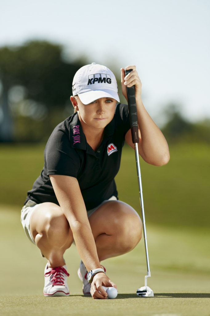 Stacy Lewis, new OMEGA brand Ambassador
