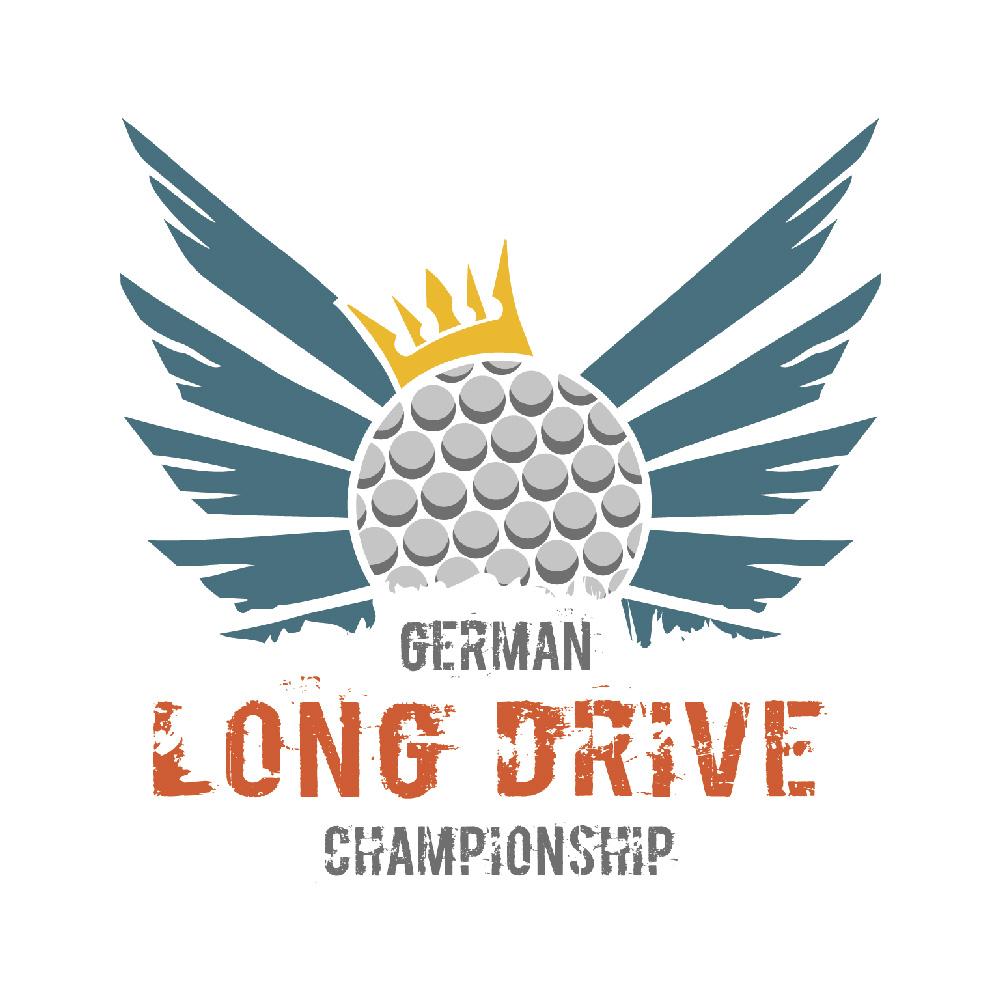 Logo: German Long Drive Championship