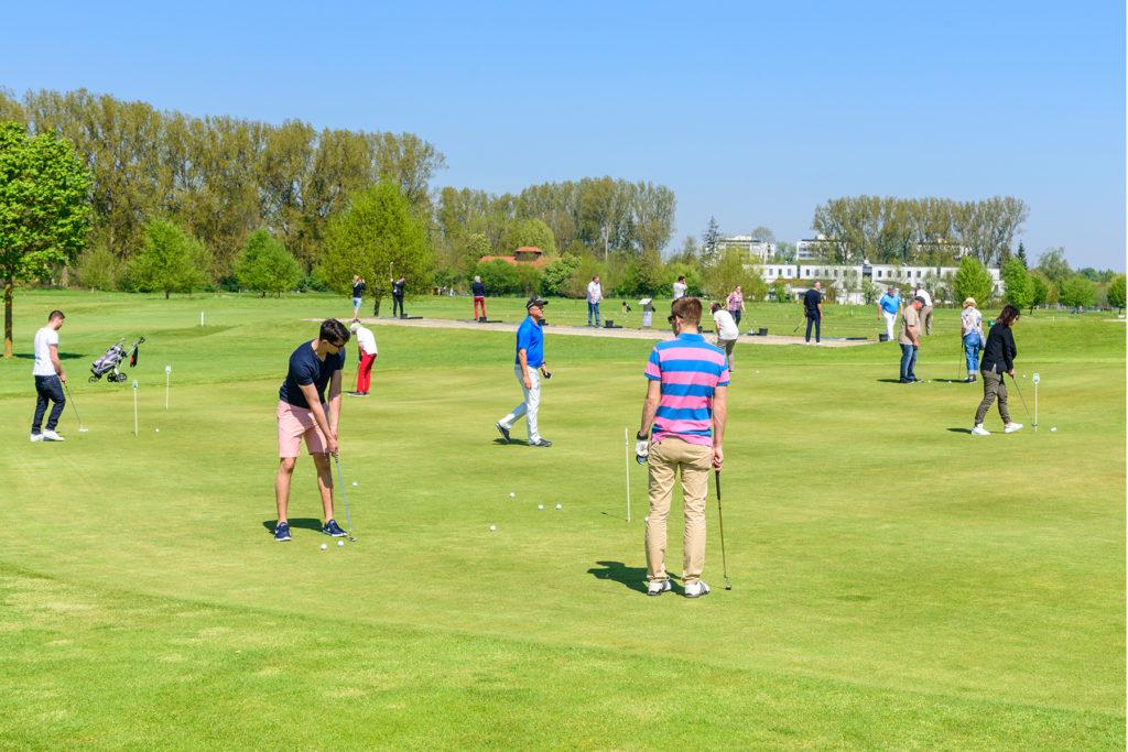 Anzahl der organisierten Golfspieler erreicht neuen Höchststand