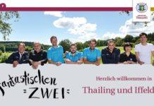 Golfplatz Thailing und Golfplatz Iffeldorf